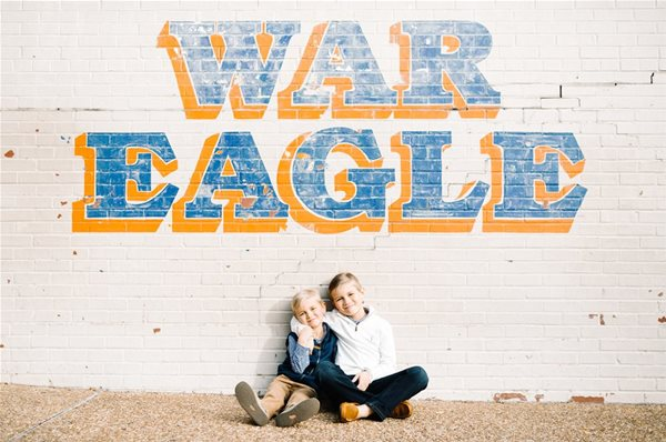 Visit the Murals of Auburn-Opelika