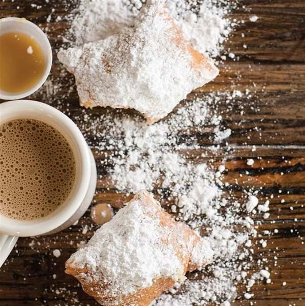 Bring on the Beignets