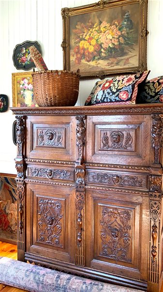 Fig & Wasp, a Hidden Gem for Antiques in Waverly