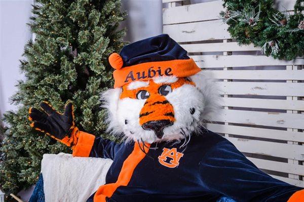 Happy Holidays in Auburn-Opelika