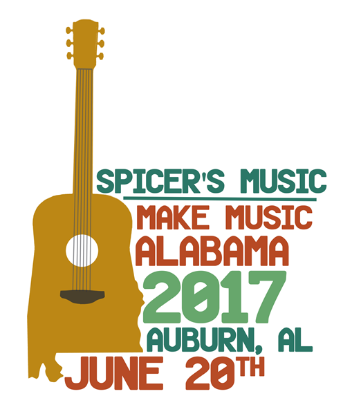 Second Annual Make Music Day Alabama