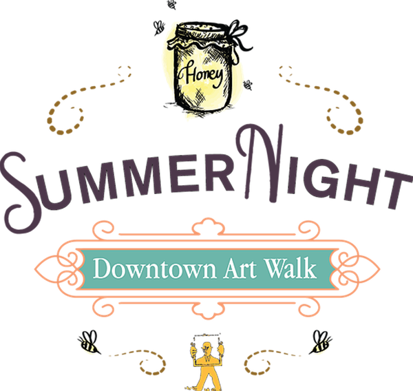 SummerNight Downtown Art Walk 2017