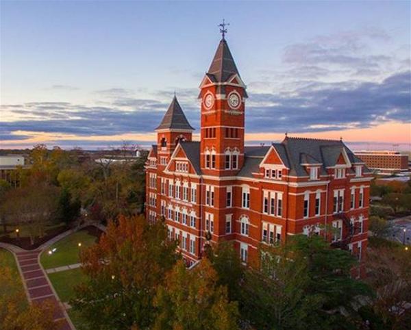 The Best Drone Shots in Auburn-Opelika