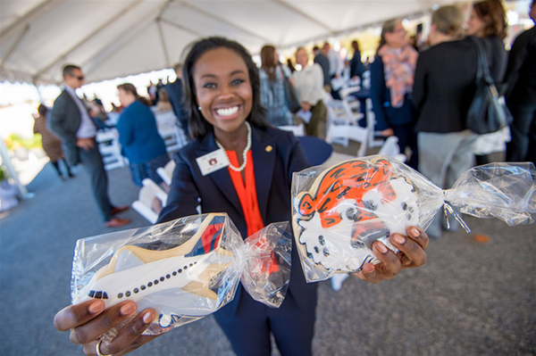 Delta Partners with Auburn University