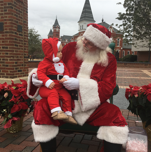 Holiday Activities in Auburn Opelika