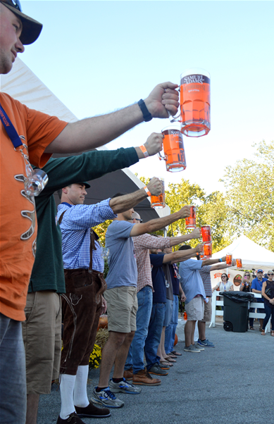 2017 Oktoberfest Slated for Oct. 21