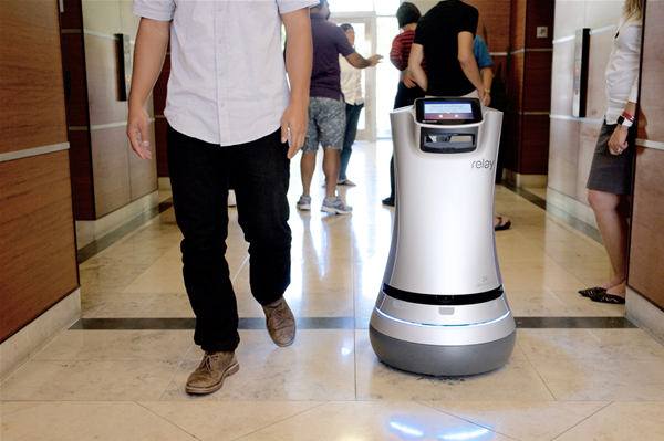 La Quinta Inn & Suites is first hotel in the state to introduce robot butler