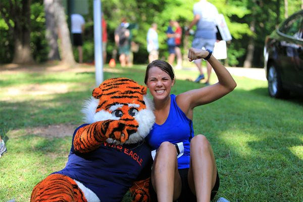 Run, Bike, Swim in Auburn-Opelika