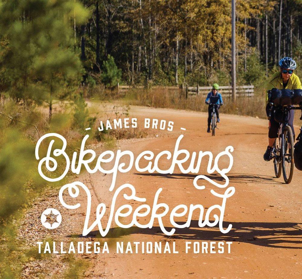 Spring Bikepacking Weekend