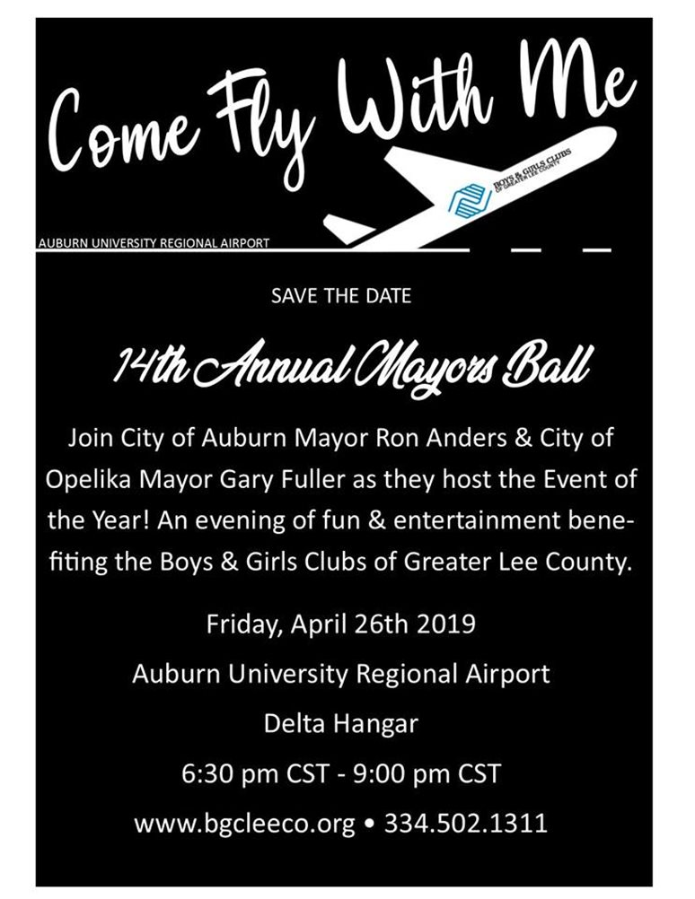 14th Annual Mayor's Ball benefiting the Boys & Girls Cubs