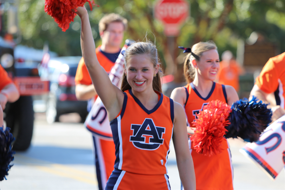 Auburn Football Fan Day