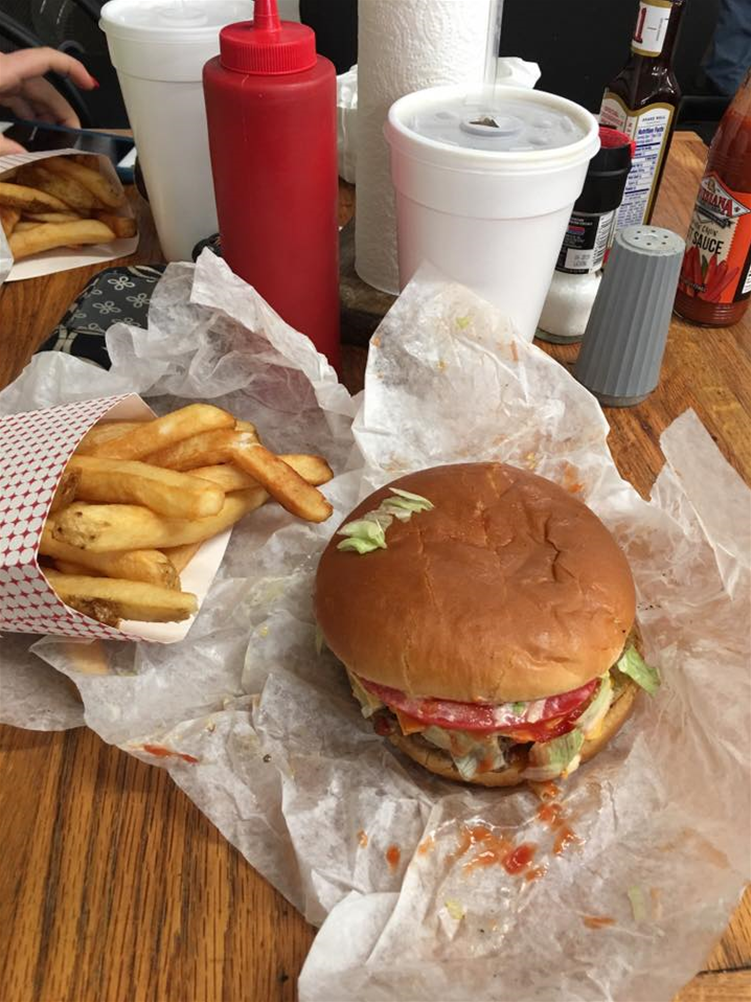 Sheila C S Burger Barn