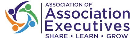 AAE - Share, Learn, Grow
