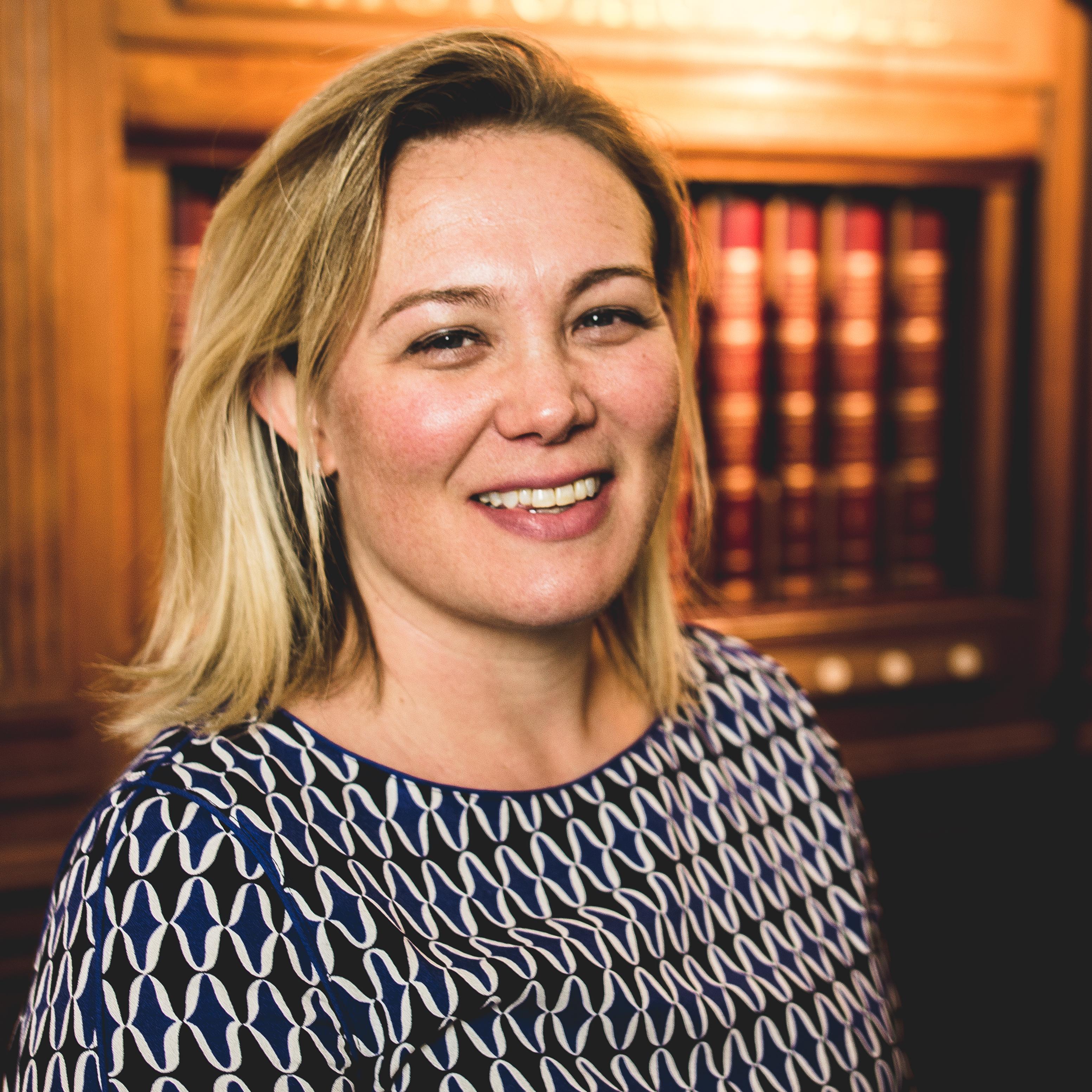 Anna Glazebrook
