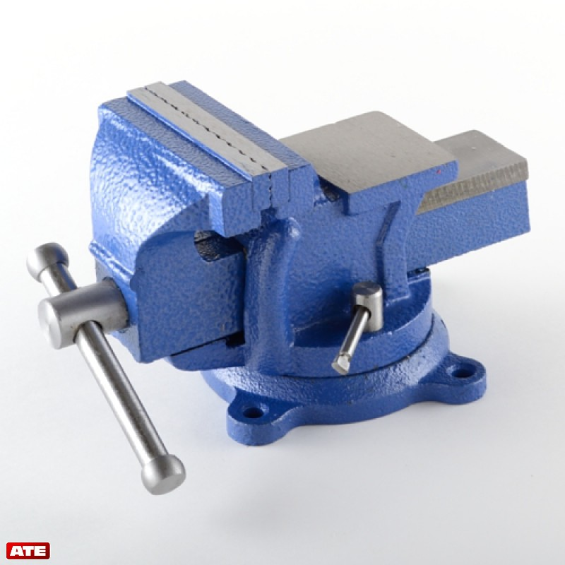 "ATE Pro. USA 4"" Bench Vise at Sears.com"