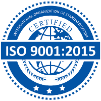 ISO Certification 2015