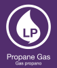 Propane Gas rated