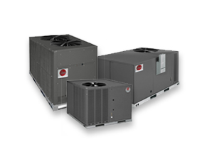 Rheem Commercial Heating & Cooling