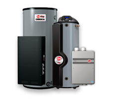 Rheem Commercial Water Heating