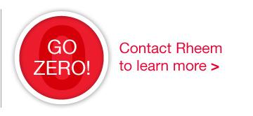Contact Rheem