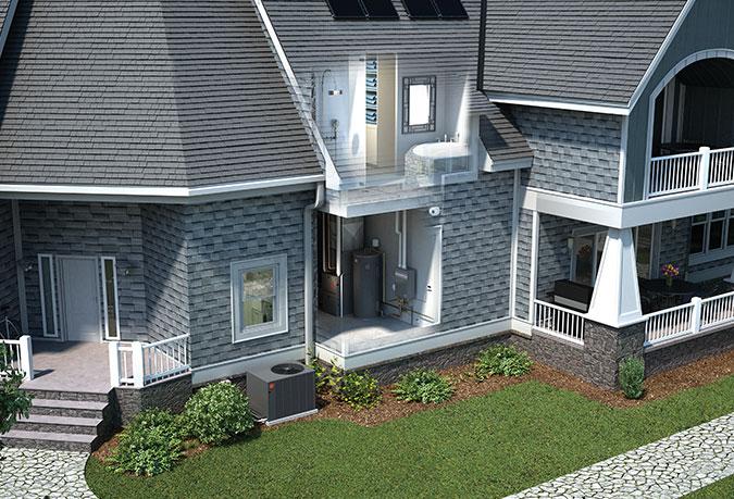 Net-Zero Home