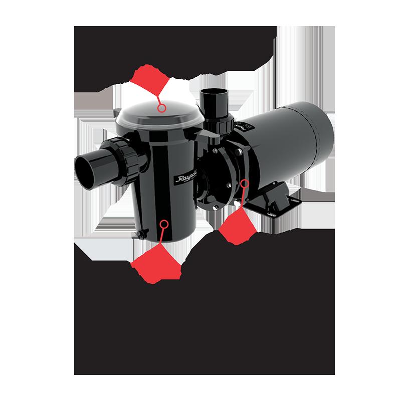 Protege Above Ground Pump