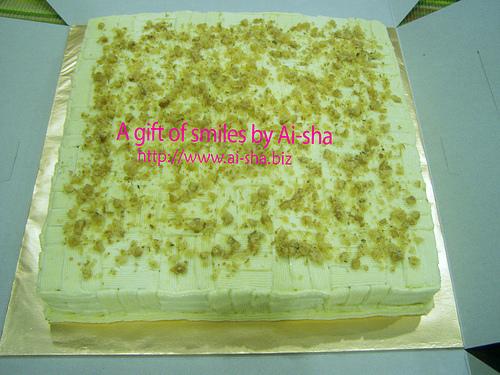 walnut carrot cake