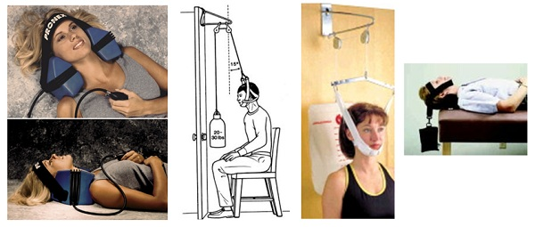 examples of cervical traction