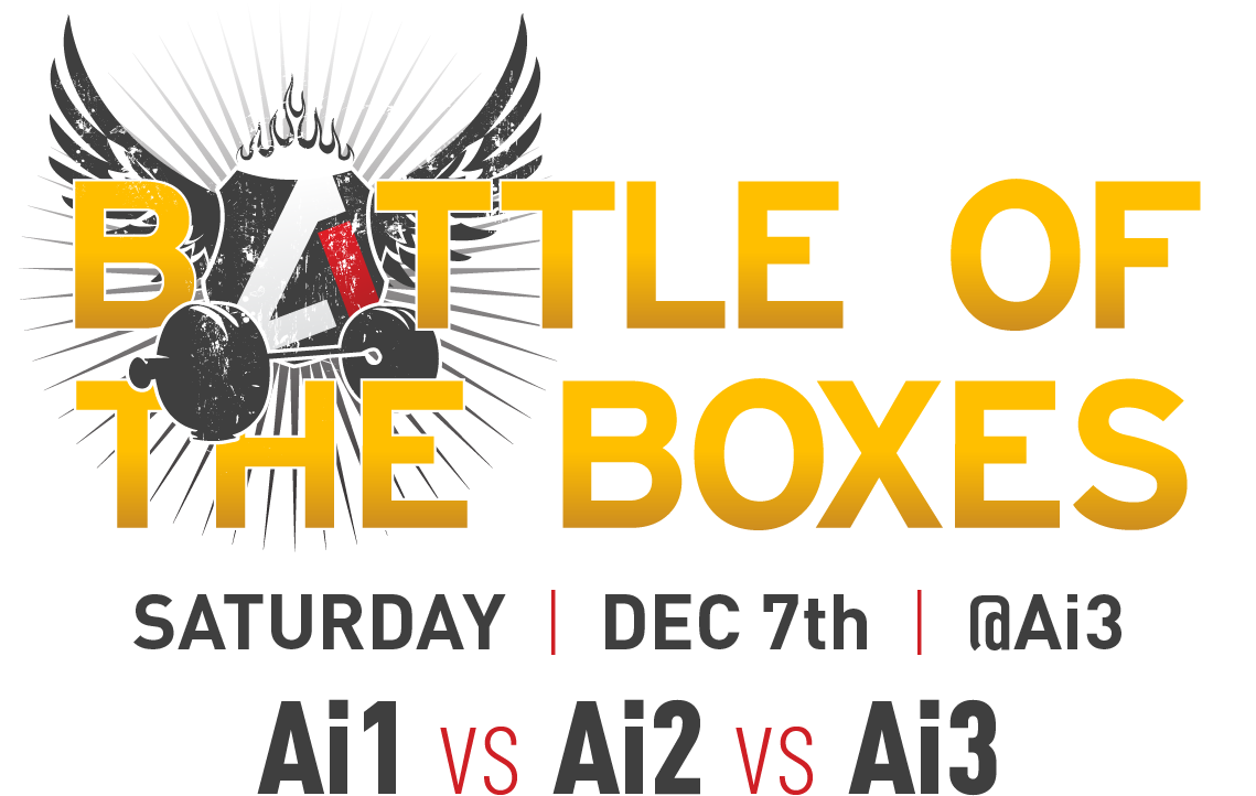 Anaerobic Battle of the Boxes 2014