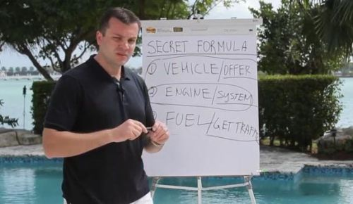 Vick Strizheus Secret Formula