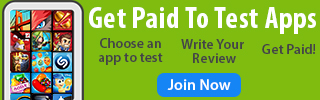 Get Paid for Testing Apps