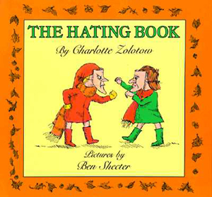 The Hating Book