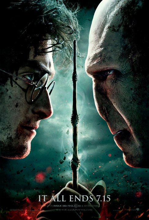 Harry Potter and the Deathly Hallows, Part 2 (spoilers ahead!)