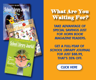 School Library Journal ad