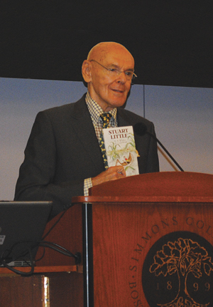 Richard Peck (1934-2018)