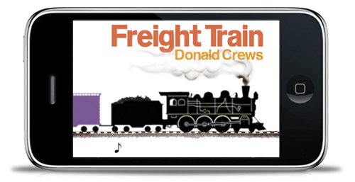 The Making of Freight Train...the App