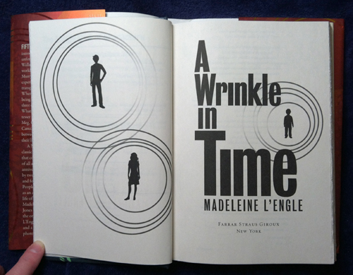 Title page design for 2012 edition