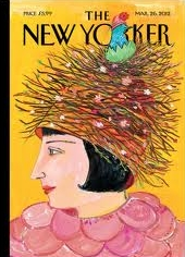 Only the best for The New Yorker...