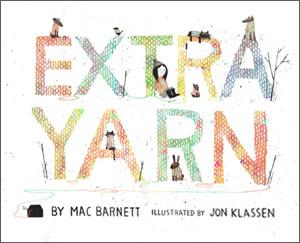 Extra Yard by Mac Barnett