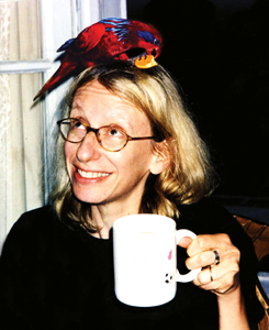 Five questions for Roz Chast