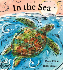 Under-the-sea reading for kids