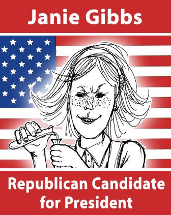 Janie Gibbs candidate