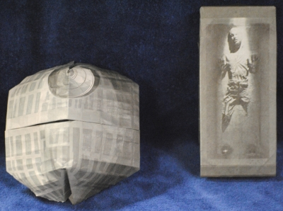 Star Wars origami projects