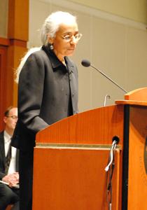 No Crystal Stair: Author Vaunda Micheaux Nelson's 2012 BGHB Fiction Award Speech