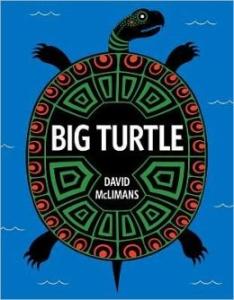 Big Turtle by David McLimans