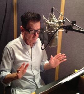 Jack Gantos: voice talent