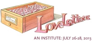 Simmons Summer Institute: Love Letters