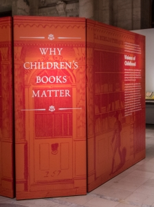 """Show and Tell: Curating """"The ABC of It: Why Children's Books Matter"""""""
