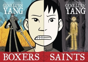Boxers & Saints: Author Gene Luen Yang's 2014 BGHB Fiction Honor Speech