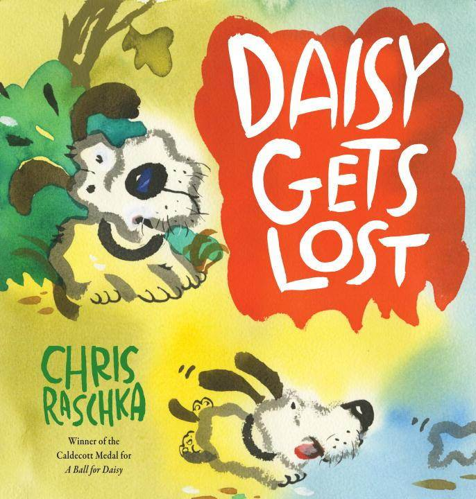 Daisy Gets Lost (but hopefully not by the Caldecott committee)